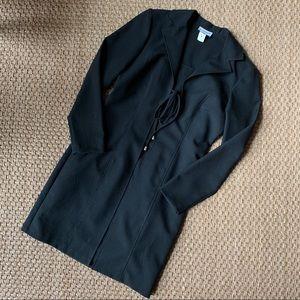 Breakin' Loose Vintage Black Suit Dress